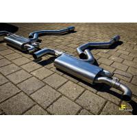 89mm MaxXPipe mit EG-Genehmigung VW Golf 7 GTI Facelift