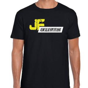 T-Shirt JF Unlimited #localauspuffassi Edition