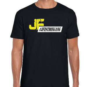 T-Shirt JF Unlimited #jfistdiegang Edition