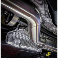 "3.5"" / 89mm MaxXPipe mit EG-Genehmigung Audi S3 8V Facelift OPF Modell Sportback"