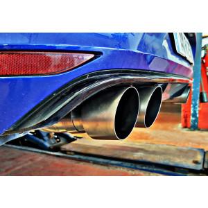 76mm MaxXPipe Audi S3 inkl Facelift & OPF Modell